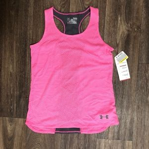 🎃2 FOR 22 - NWT's Girls Under Armour Mesh Tank